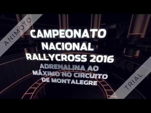 MONTALEGRE - Campeonato Nacional de Rallycross 2016