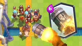 funny moments glitches fails   clash royale montage 53