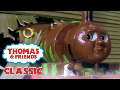 Thomas & Friends UK | Percy's Chocolate Crunch | Full Episode Compilation | Video For Kids