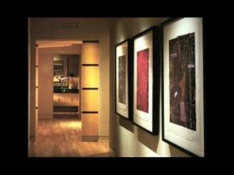 Home Lighting Design Tips : Wall Art & Home Lighting Tips - YouTube