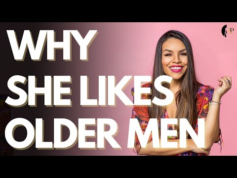 5 Traits That Attract Younger Women To Older Men!