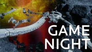 Game Night: Halo 4 – Star Wars Space Battle