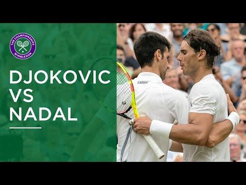 Djokovic vs Nadal | All the Winners from their Wimbledon 2018 Semi-Final