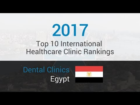 EGYPT: TOP 10 Dental Clinics in 2017