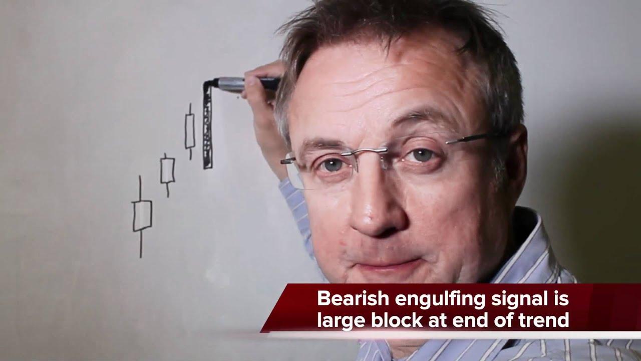 Bearish Engulfing Signal and Shooting Star