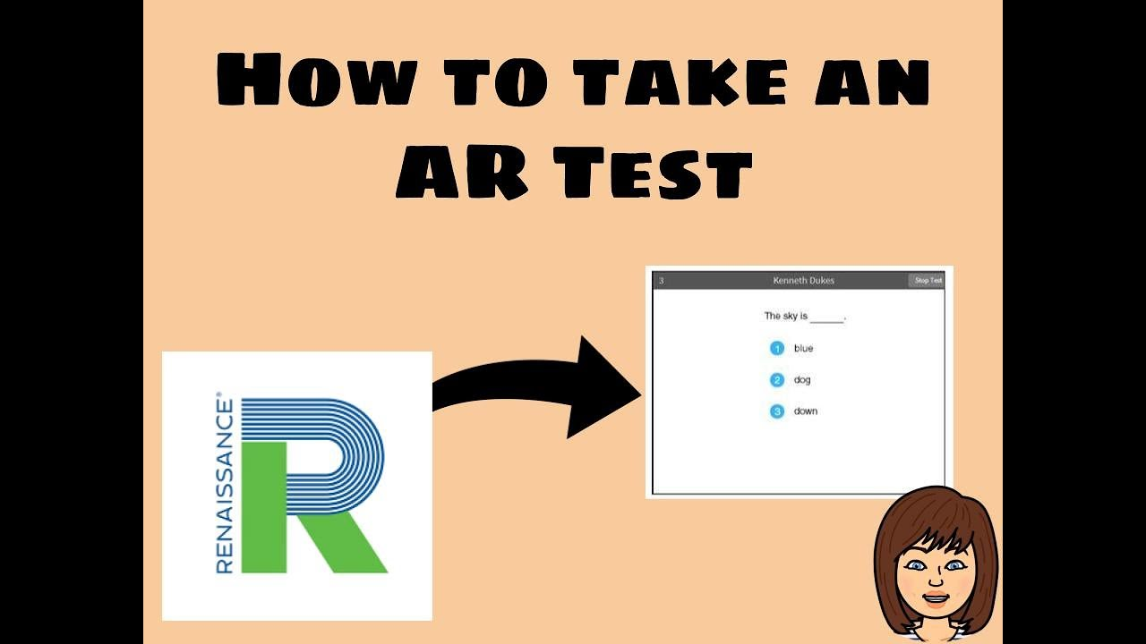how to take ar tests at home