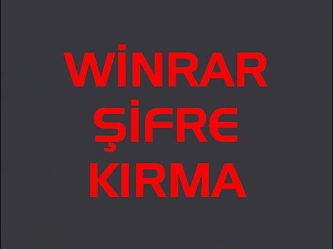 Winrar Sifre Kirma 0 Denendi
