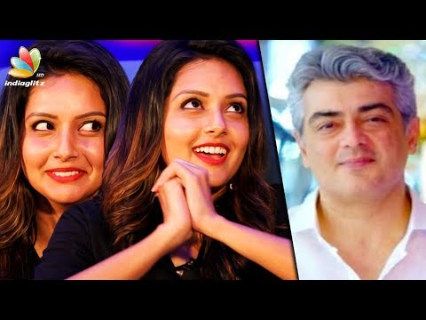 Huge Crush on Thala Ajith : Actress Mahima...