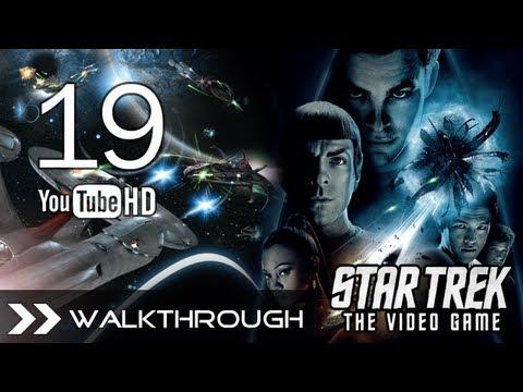 Star Trek The Video Game - Walkthrough Gameplay Part 19 (Gorn Mothership) HD 1080p