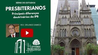 Uma perspectiva da natureza humana no Evangelho de João | Rev. Orlando Damico