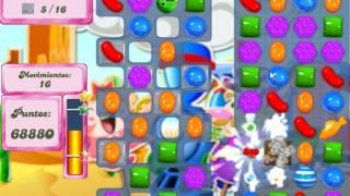 Candy Crush Saga - Nivel 444