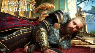 Assassin's Creed Valhalla Asgard Story Arc Full Ending
