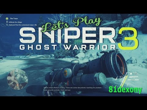 Let's Play- Sniper Ghost Warrior 3 - The Escape Of Lydia DLC |