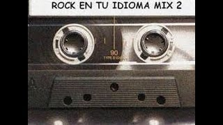 Megamix Rock En Tu Idioma Vol  2 Dj Gera Culichi 2016