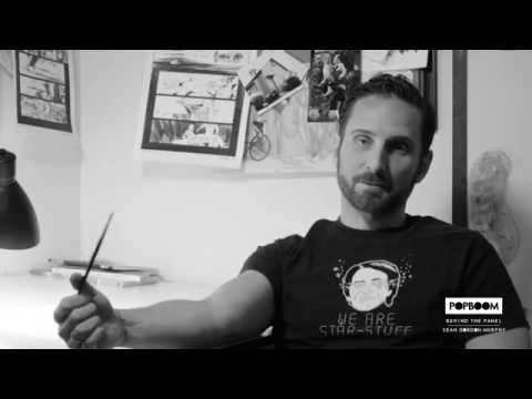 COMIC BOOK ARTIST PROFILE Sean Gordon Murphy | POPBOOM BEHIND THE PANEL EP #6