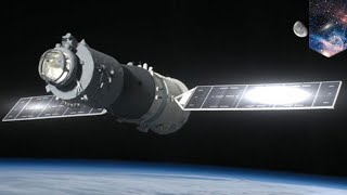 China Tiangong-1: Made-in-China space station getting ready to crash into Earth - TomoNews