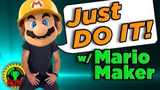 GTLive: Flappy Mario Maker? JUST DO IT! (HIGHLIGHTS)