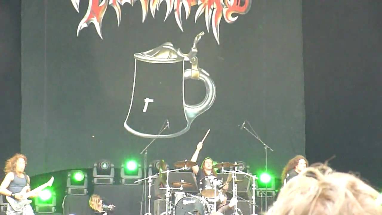 Download tankard  STOP THE CHEMICAL INVASION hellfest 2010
