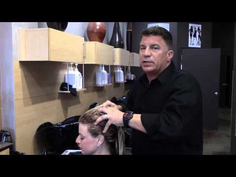 Z One Concept USA No Inhibition Age Renew Anti Aging Hair Treatment Featuring David Gulino Pt  3