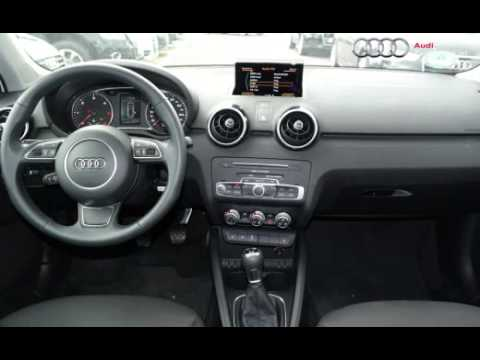 audi a1 sportback 1 4 tdi ultra youtube. Black Bedroom Furniture Sets. Home Design Ideas
