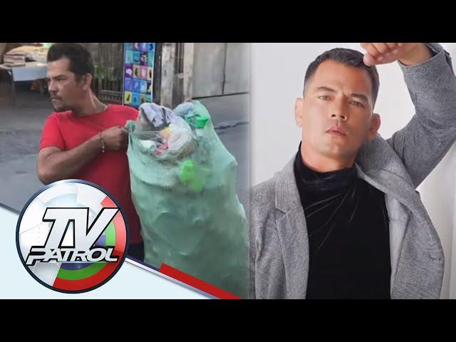 Mangangalakal sa Pampanga, naging mala-artista sa isang makeover | TV Patrol