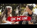 Give Me Love - Ed Sheeran | Cover by Taylor Castro & Carson Rowland | Theatre Sessions Ep.1