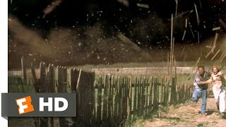 Twister (5/5) Movie CLIP - Against The Wind (1996) HD