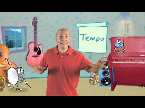 Mr. Greg's Musical Madness - Tempo