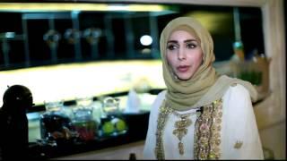 كلمة المذيعة فاطمة المعتوق برنامج ( بيت فاطمة ) لـ مجلة صور الكويت