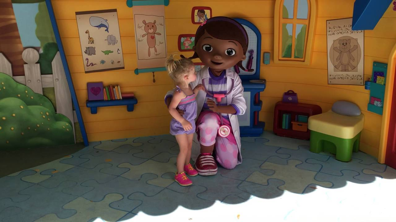 Meeting doc mcstuffins youtube kristyandbryce Images