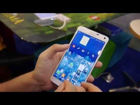 Hands-on Samsung Galaxy Note 4 Indonesia