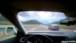 Audi A5 - BMW 530i Keyifli ve Hızlı bir Antalya-Denizli yolculuğu