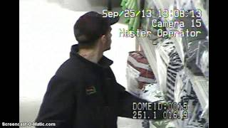 Larceny Suspect