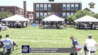 Hewlett Elementary Graduation