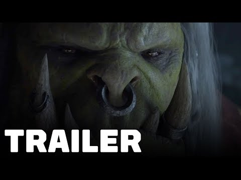 World of Warcraft: Battle for Azeroth Lost Honor Cinematic - BlizzCon 2018