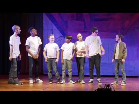 West Side Story by LCCS 5-8th Grade students Jan 27 2017