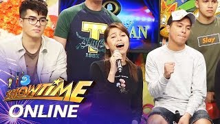 "It's Showtime Online: Marielle Montellano sings ""This Is My Now"""