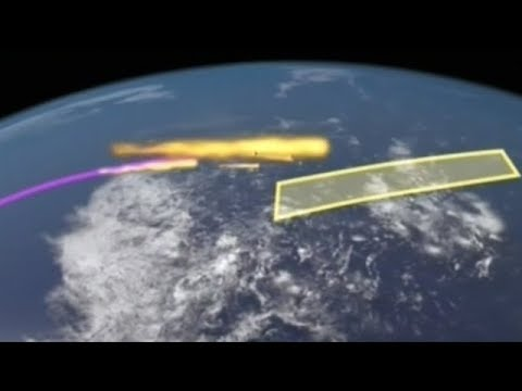 Chinese Space Station Enters Atmosphere Over Pacific Ocean
