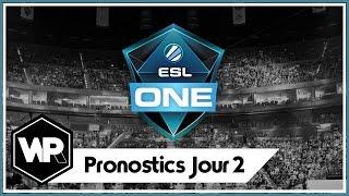 CSGO - ESL One Cologne Prono'Stick - Jour 2 [FR]