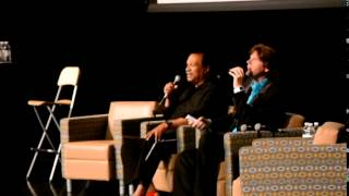 Q and A with Billy Dee Williams