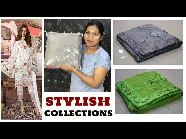 PritiTrendz-Latest Designer Video | Designer suits,Lehengas,Sarees | Online shopping review | COD