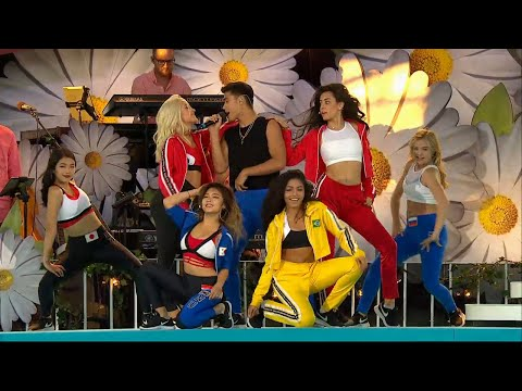 Now United - What Are We Waiting For - LIVE Swedish TV4