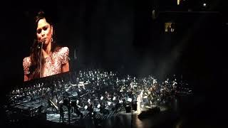 Andrea Bocelli And Larisa Martinez - Time To Say Goodbye - New York - 12/13/17