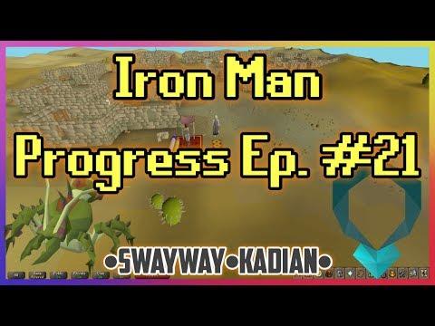 Iron Man Ep  #21 // KILLING KQ // HARD DIARY ACHIEVED