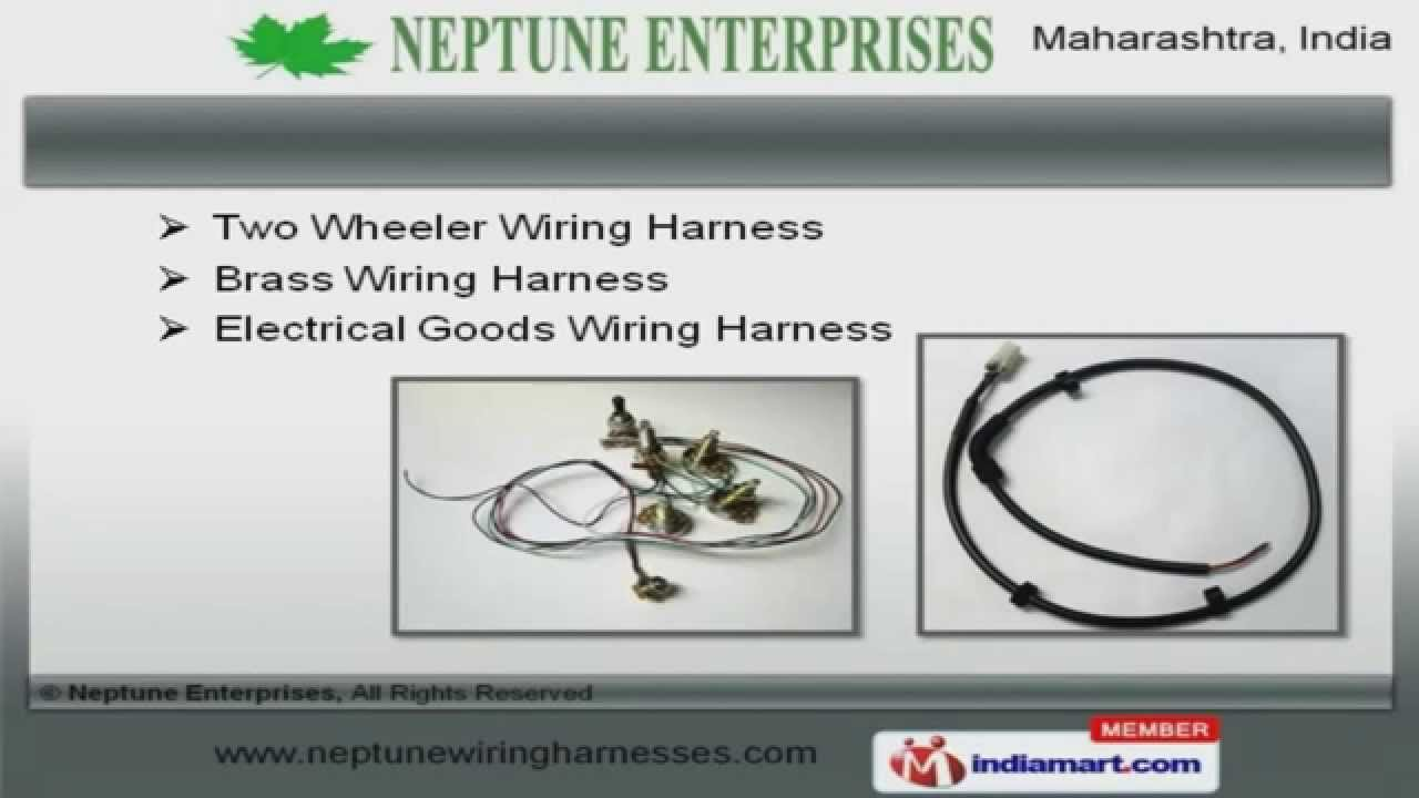 hight resolution of wiring harness by neptune enterprises pune