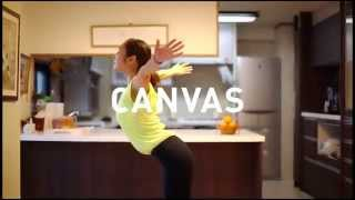 相楽のりこ 『CANVAS』× 全米No.1クラフトビール『BLUE MOON』のムービー 相楽のり子 動画 7