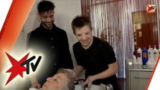 Friseurjob trotz Trisomie 21: Wie Hans Jakob seinen Alltag meistert | stern TV