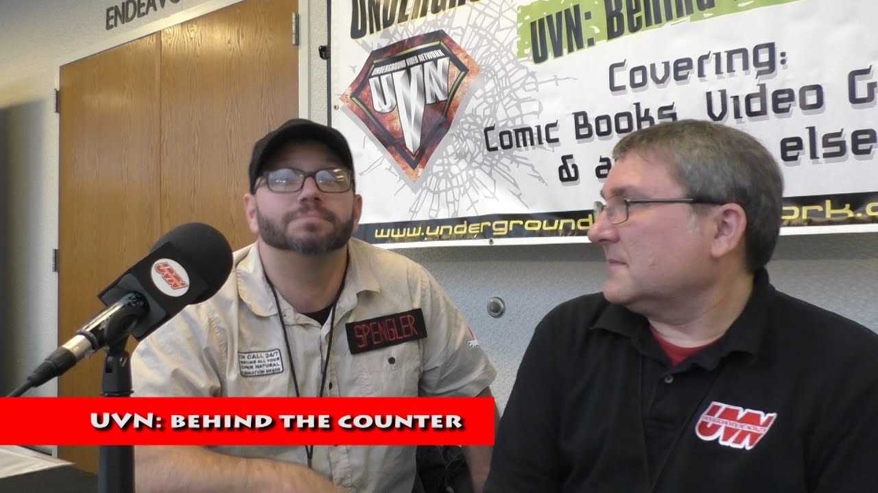 UVN: Behind the Counter 480