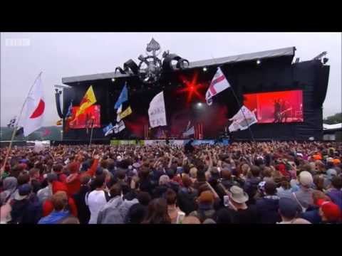 Catfish and the Bottlemen performing Homesick @ Glastonbury 2016