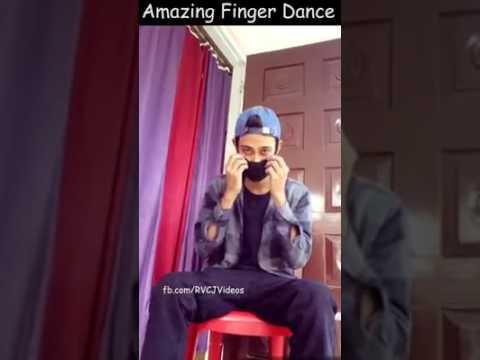 Kaun Tujhe Yun Pyaar Karega|Amazing Finger Dance thumbnail